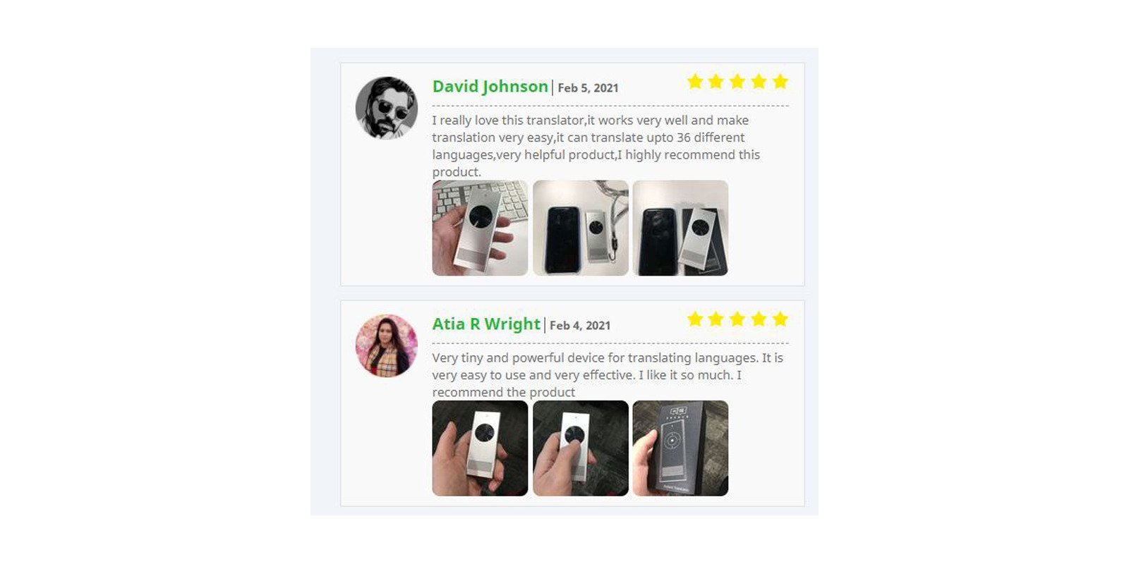 Muama Enence customer reviews