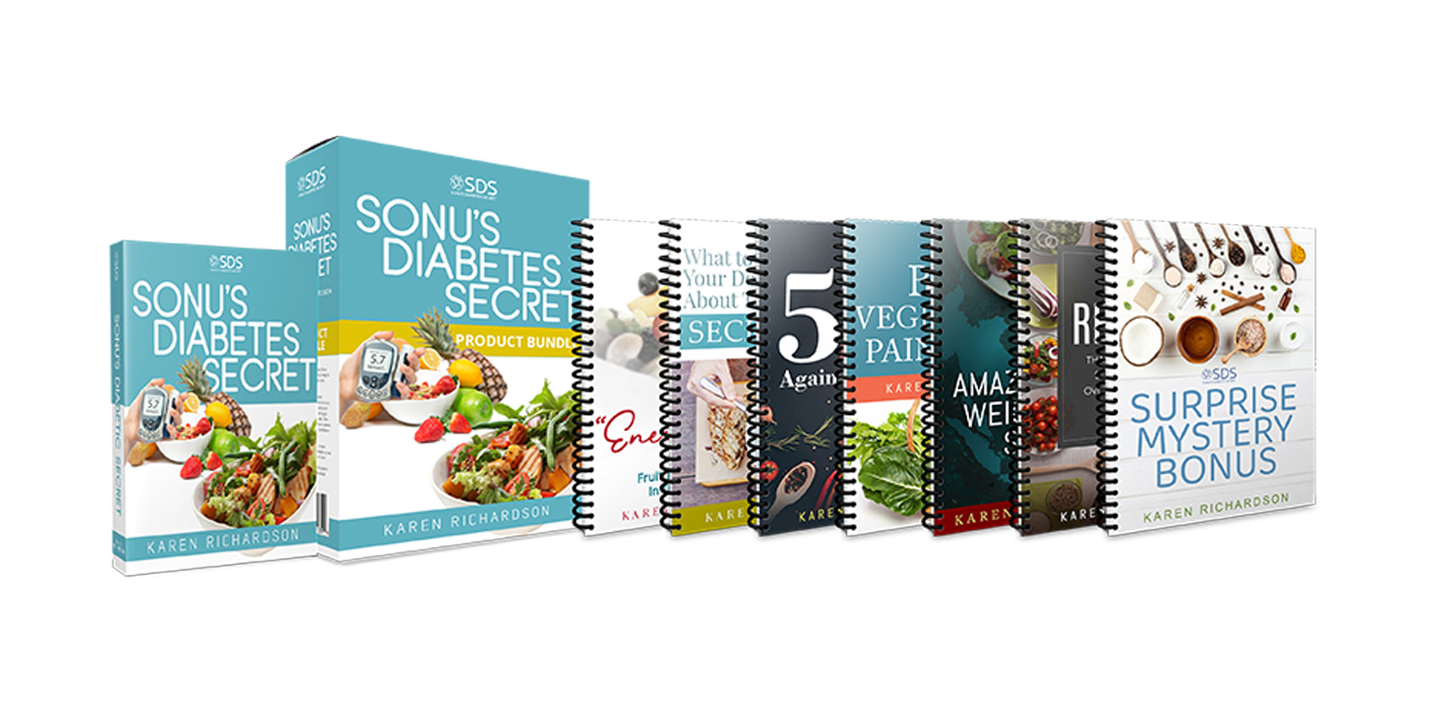 Sonu's Diabetes Secret bonuses