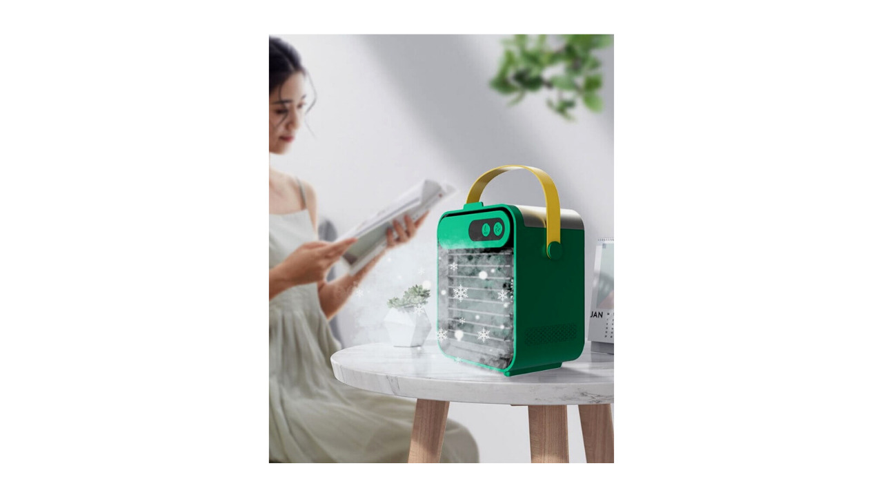 CoolEdge Portable AC benefits