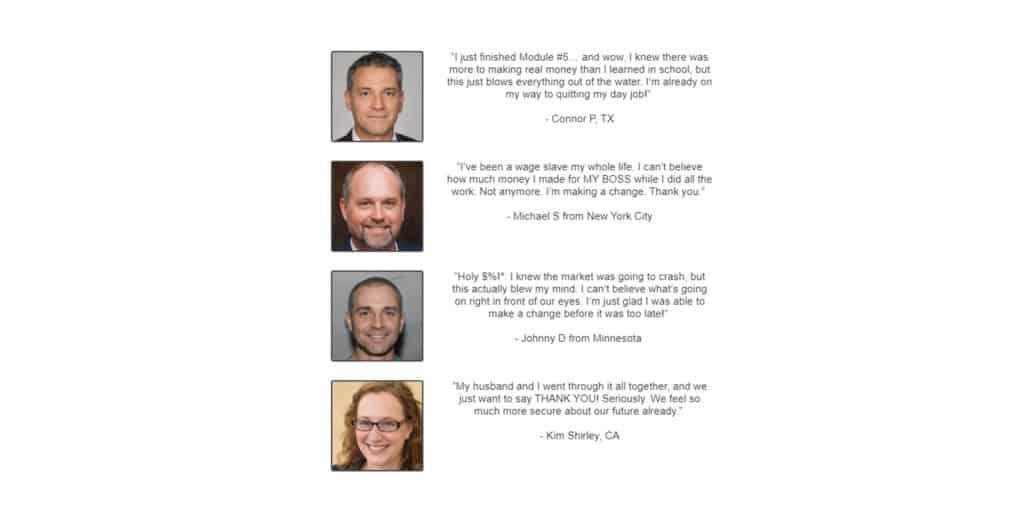 Recession-Profit-Secrets-Customer-Reviews